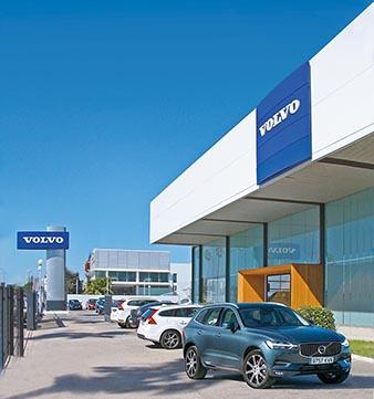 Vehículos Volvo en Sevilla