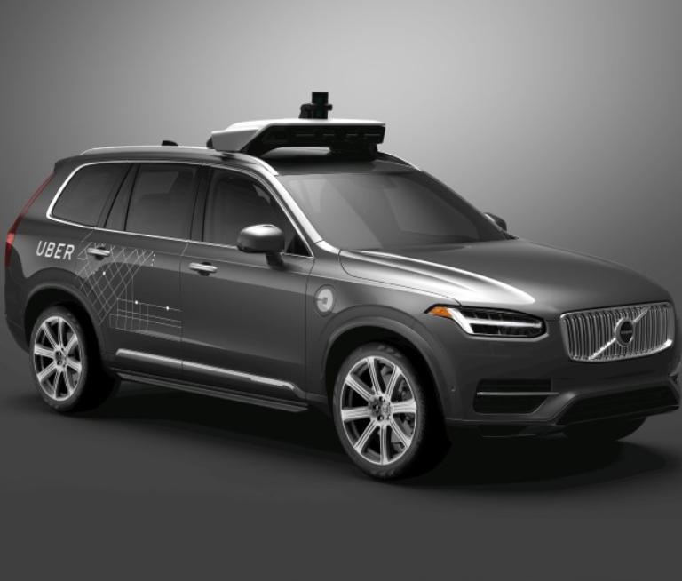 robotaxi Volvo