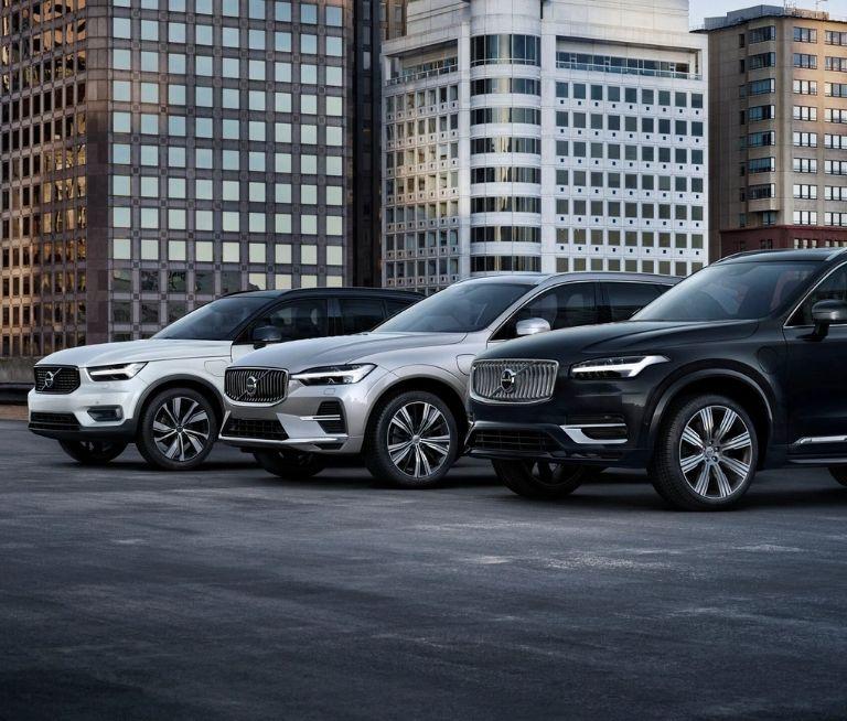personalizar un Volvo