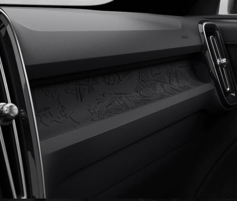 materiales Volvo